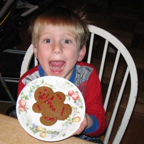 Gingerbread Class