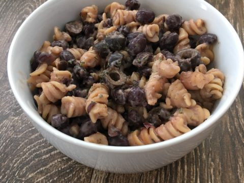 Black Bean Pasta Salad by The Allergy Chef