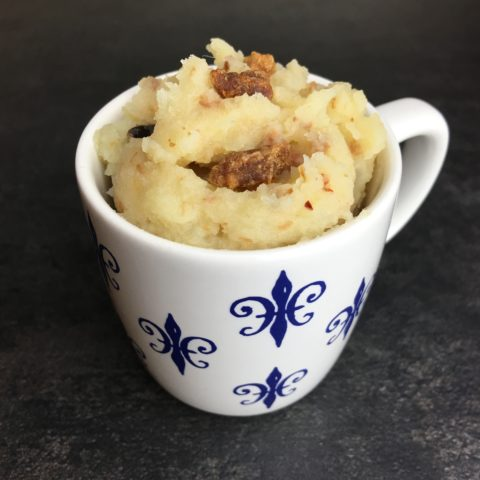 Spicy Bacon Mashed Potatoes by The Allergy Chef