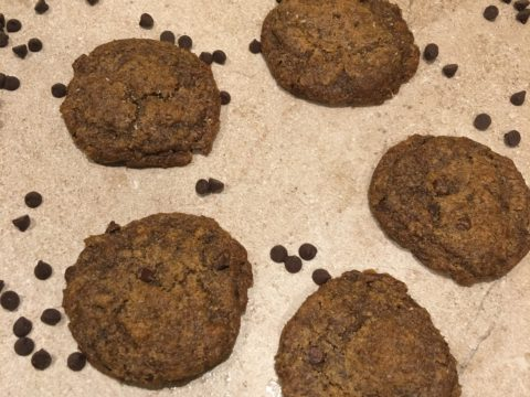 Chocolate Chip Cookies by The Allergy Chef