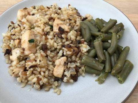 Allergy Friendly Comforting Chicken & Rice