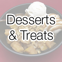 Dessert & Sweet Treats