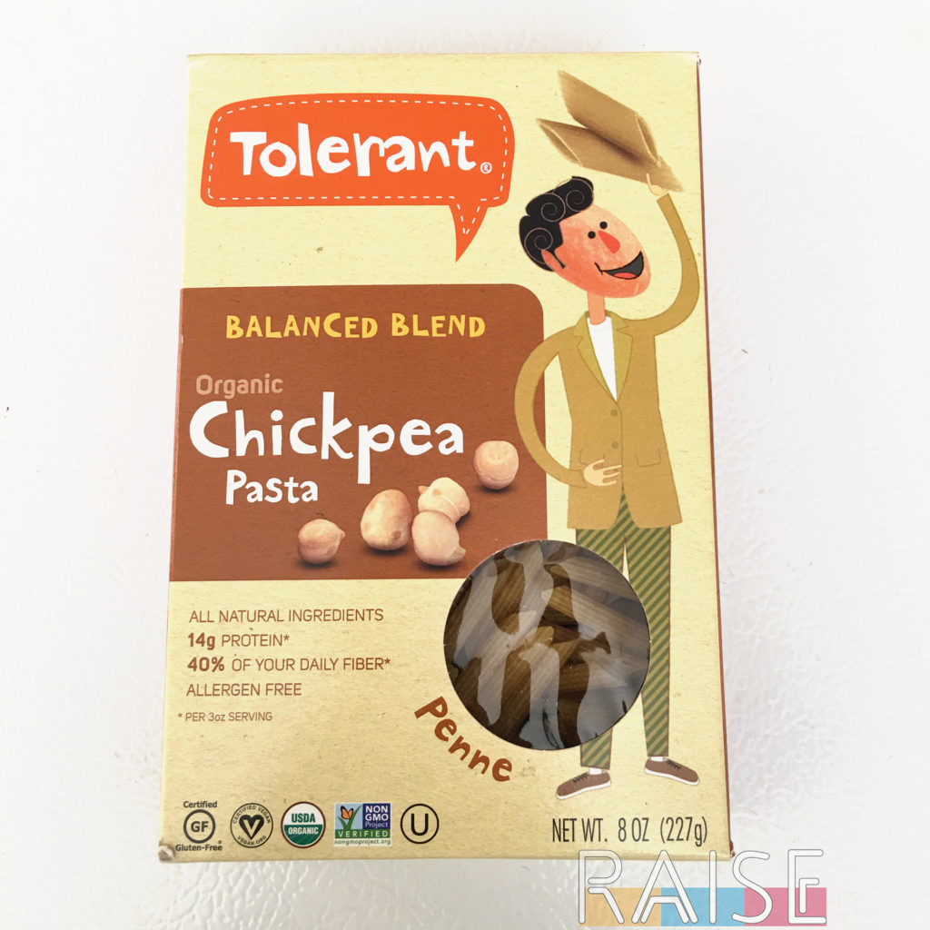 Tolerant Chickpea Pasta Review by The Allergy Chef