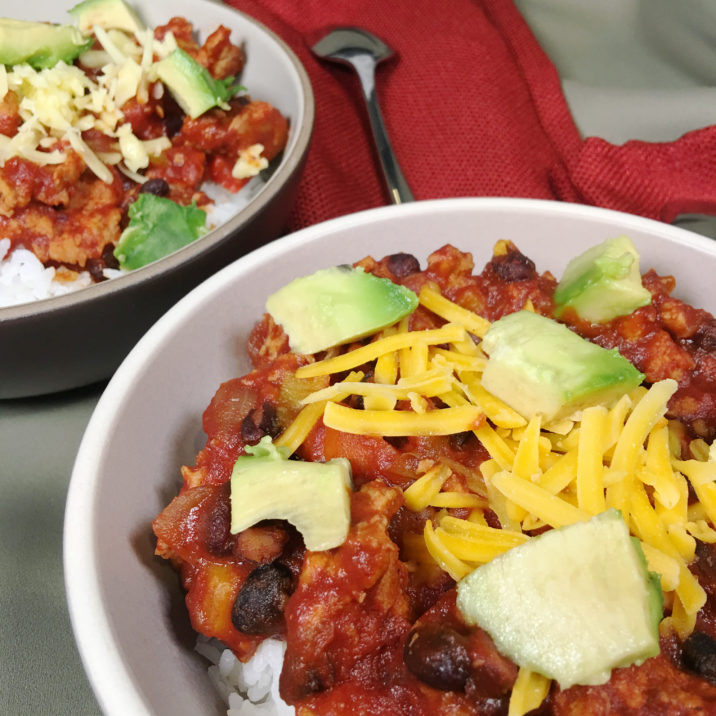 Bacon Chili by The Allergy Chef