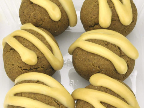 Paleo Gingerbread Cookies by The Allergy Chef