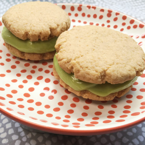 Corn Free Cookies by The Allergy Chef