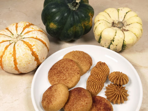 Corn Free Pumpkin Cookies by The Allergy Chef