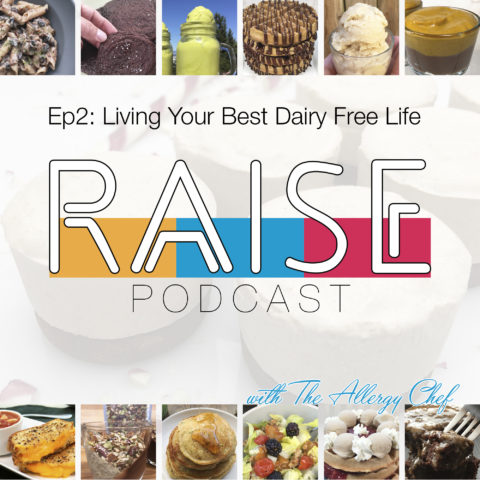 RAISE Podcast Episode 2 Cover