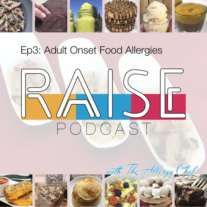 Raise Podcast Episode 3 Cover