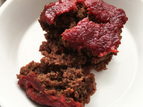 Bison Mini Meatloaf by The Allergy Chef