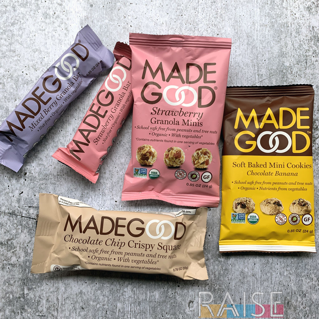 Made Good Foods Product Review
