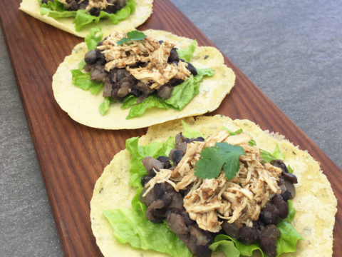 Gluten Free Street Tacos by The Allergy Chef