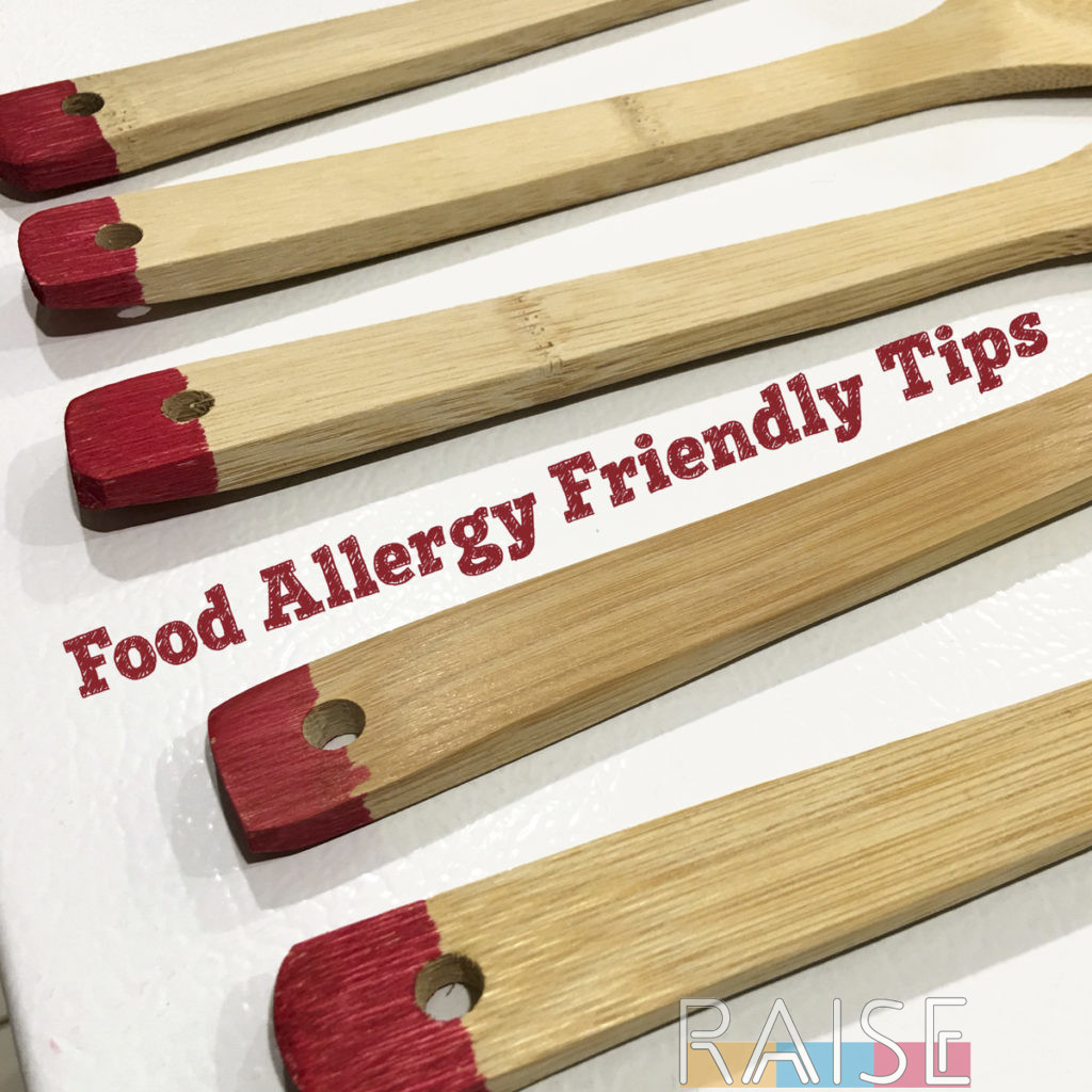 Allergy Friendly Tips with The Allergy Chef