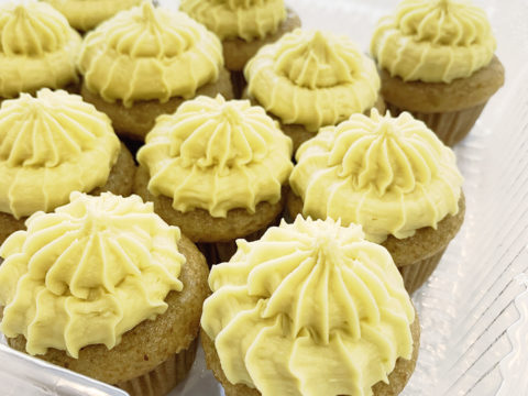 Keylime Pie Cupcakes by The Allergy Chef