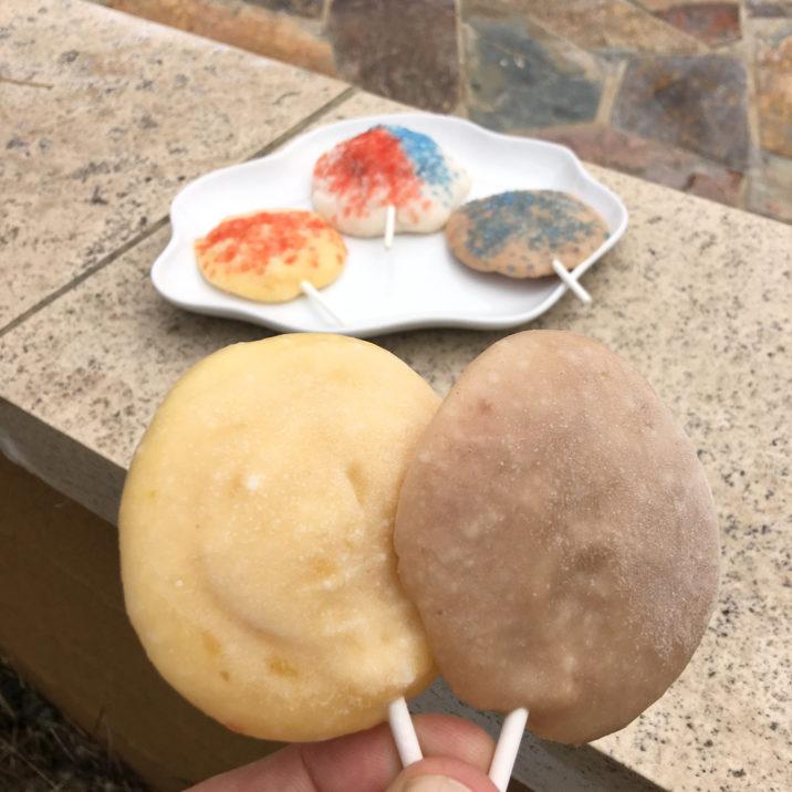 Frozen Yogurt Pops by The Allergy Chef