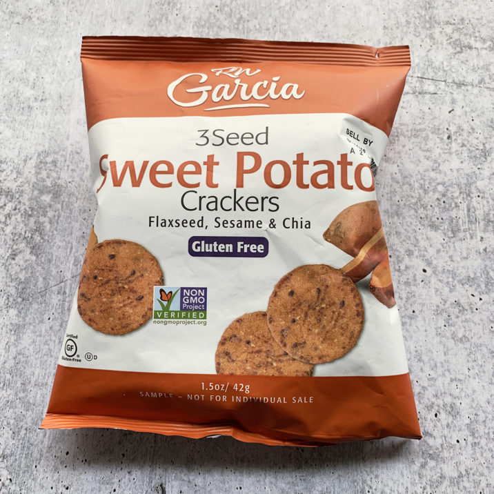 RW Garcia Gluten Free Sweet Potato Crackers