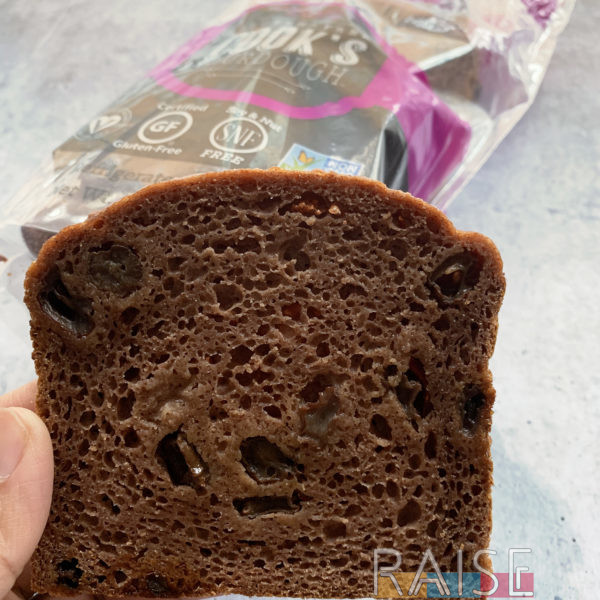 Cook's Gluten Free Sourdough Bread