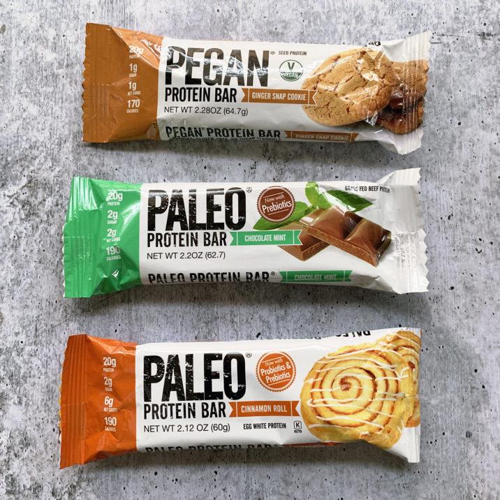 Paleo Protein Bars