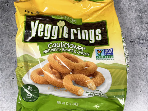 Farmwise Foods Veggie Rings Onion Rings