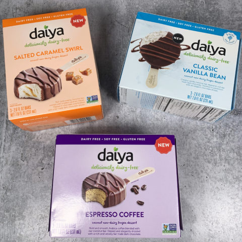 Daiya Ice Cream Bars