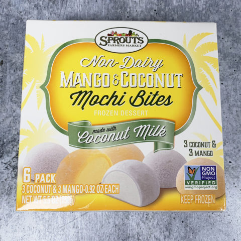 Sprouts Non-Dairy Moch Bites
