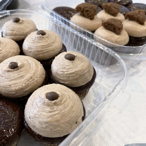 Coffee Cupcakes by The Allergy Chef