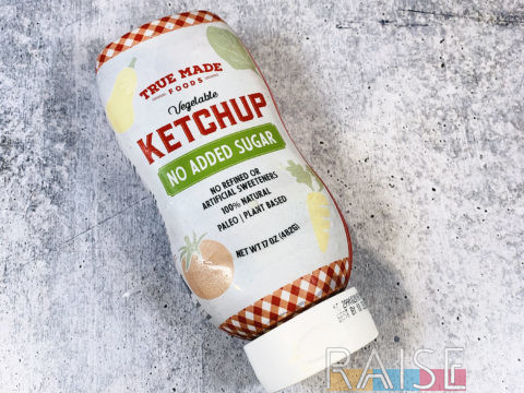 True Made Foods Sugar Free Ketchup