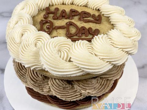 Gluten Free Vegan Naked Coffee Cake