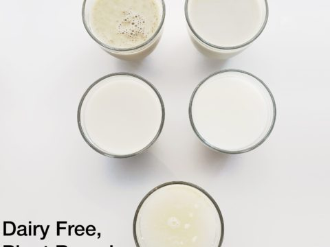 Dairy Free Milk by The Allergy Chef