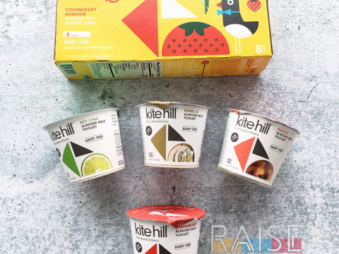 Kite Hill Yogurt Review by The Allergy Chef