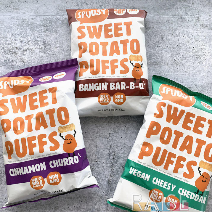 Spudsy Sweet Potato Puffs Review by The Allergy Chef