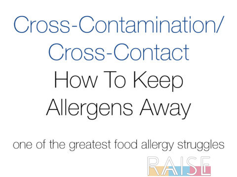 Cross Contamination Prevention by The Allergy Chef