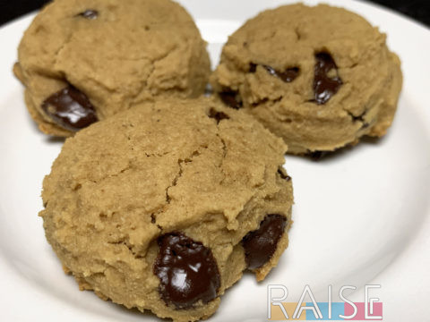 Corn Free Chocolate Chip Cookies by The Allergy Chef