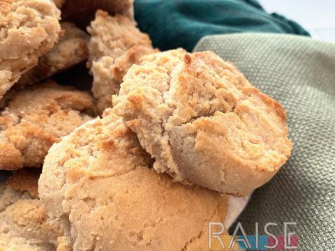 Amazing Gluten Free Corn Free Bread Rolls by The Allergy Chef