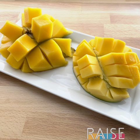 Cute Mango by The Allergy Chef