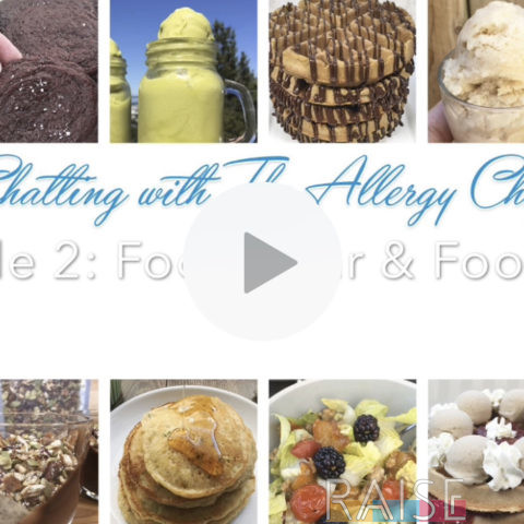 Chatting With The Allergy Chef Episode 2