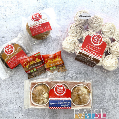 Red Plate Foods Products