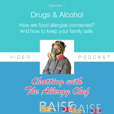 Chatting With The Allergy Chef Episode 7
