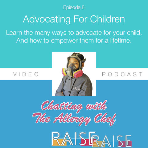 Chatting With The Allergy Chef Episode 8